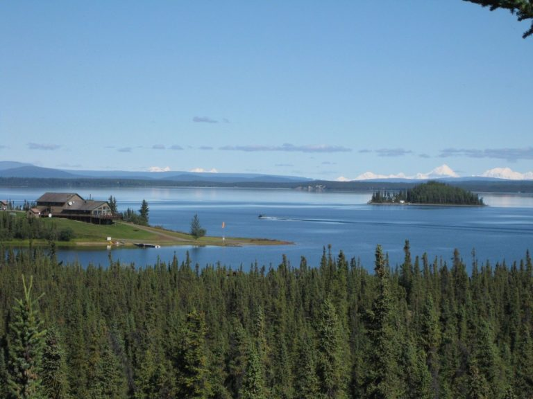 Lake Louise Alaska Property For Sale